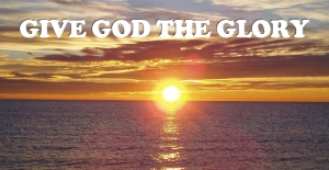 Give-God-The-Glory